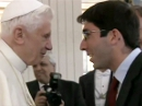 UNIV 2011: audience with the Pope