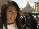 """""""Tack!"""": UNIV:s videohyllning till Påven"""